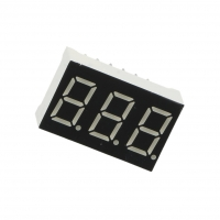 2X LTD036BUE-101B-02 Display: LED