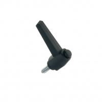 MRX.40P-M6X16 Lever adjustable