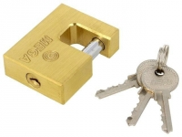 MGA-24550 Padlock hardened shaft