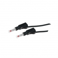 AX-TL-4B1-B Test lead 1m black 19A