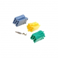 361441 Kit plug Mini ISO PIN20
