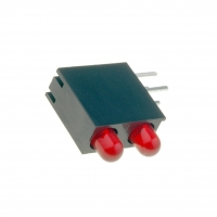 4x L-934EB/2ID Diode LED in