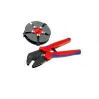 KNP.973301 Tool for crimping insulated