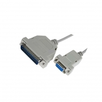 CABLE-121 Cable D-Sub 25pin plug,