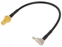 CRC9-SMA-150 Cable-adapter -40÷85°C 150mm