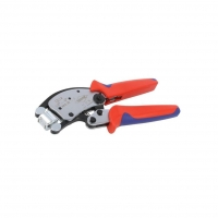 KNP.975318 Tool for crimping insulated