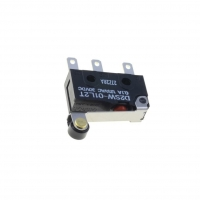 D2SW-01L2T Microswitch with lever