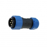 SP2110/P4 Plug Connector circular