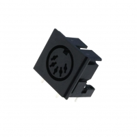 FC680805 Socket DIN female PIN5
