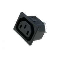 PX0695/10/63 Connector AC mains