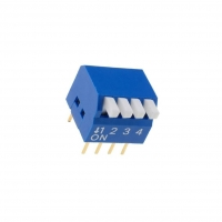 DP-04 Switch DIP-SWITCH Poles