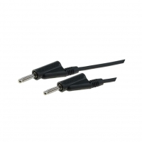 PP101-B Test lead PVC 1m black 20A