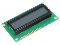 RC1602A-GHW-ESX Display LCD
