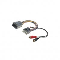 C2704-RCA Aux adapter RCA Ford PER.PIC.