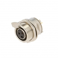 AG3FCE Socket XLR mini female PIN3