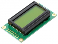 RC0802A-YHY-ESX Display LCD