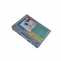 W-457200 Container box with containers