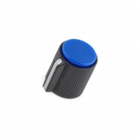 2x KK-12 Knob with pointer plastic