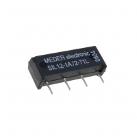SIL12-1A72-71L Relay reed SPST-NO