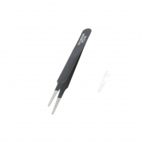 FUT.PTZ-62 Tweezers ESD BL tip shape rounded