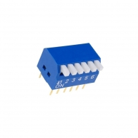 DP-06 Switch DIP-SWITCH Poles