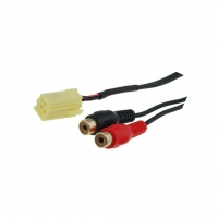 C7804-RCA Aux adapter RCA Fiat, Lancia,