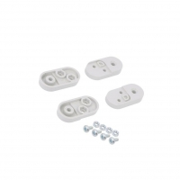 ZWM20-ABS Set of clips Kit 4