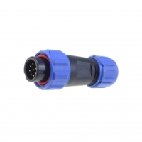 SP1310/P9 Plug Connector circular