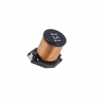 2X DE0810-150 Inductor: wire SMD 150uH 2A