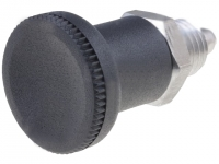 1x GN607-6-A-NI Indexing plungers