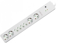 LPS301 Plug socket strip