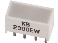 4x KB-2500SGD LED backlight green