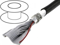 159-2801-010 Cable ribbon round