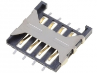 115I-BEAA Connector for cards