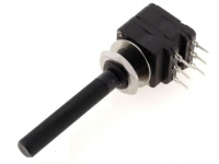 6PSO-10K Potentiometer shaft single turn
