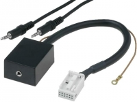 AUX/CD-12 AUX interface Jack 3.5mm
