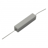 5x AX10WV-2R7 Resistor wire-wound ceramic