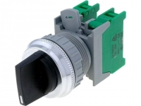 CS22-2-O-BK Switch rotary