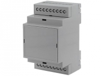 D3MG Enclosure for DIN rail mounting X53.3mm