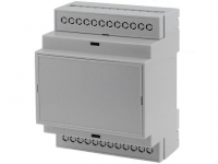 D4MG Enclosure for DIN rail mounting X71mm