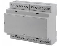 D6MG Enclosure for DIN rail mounting