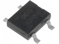 10x DB101S Bridge rectifier 50V 1A