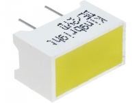 2x DE/2YD LED backlight yellow