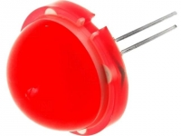 DLC2-6ID LED 20mm red 4-13mcd