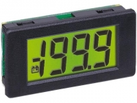 DPM3AS-BL Panel meter LCD 3,5