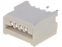 5x DS1020-01-04BT1 Connector FFC /