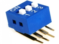 DSK-03 Switch DIP-SWITCH Poles