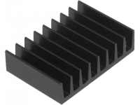 2x ICKSMDB13SA Heatsink extruded