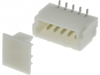 5x NX1001-05SMS Socket wire-board
