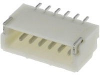 5x NX1001-06SMR Socket wire-board